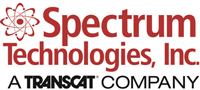 Spectrum Technologies Inc. Retina Logo